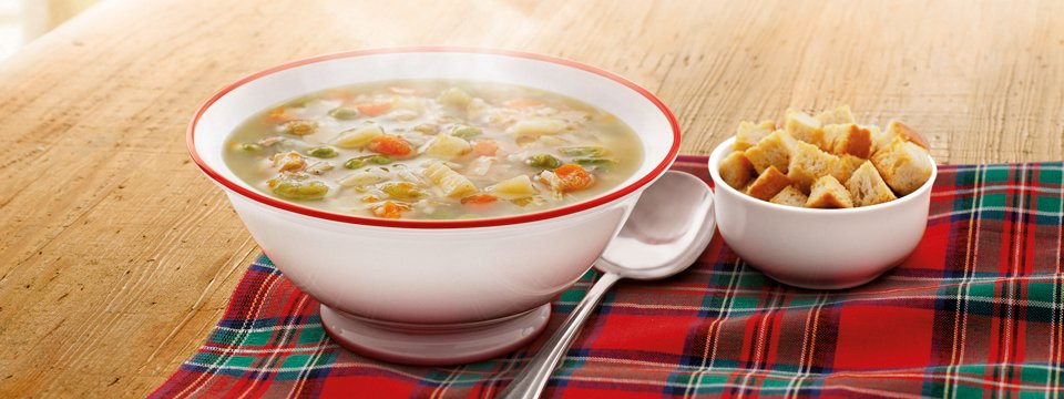 Baxters soup servicg suggestion