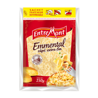 Emental grated