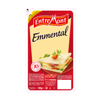 Emental slices