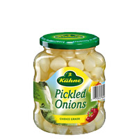 Pickled onions 37cl