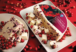 White Stilton & Cranberry