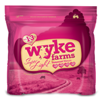 Wyke Cheddar Super Light 200gr