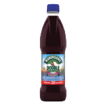 robinsons double concentrate apple blackcurrant 500