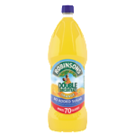robinsons double concentrate orange 1750