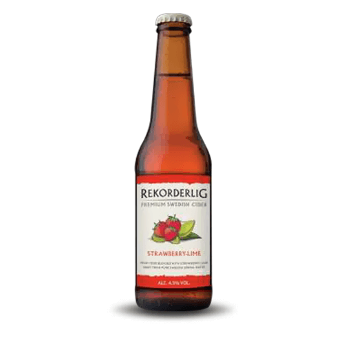 Strawberry & Lime 33cl