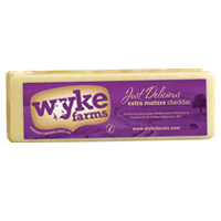 wyke just delicious extra mature cheddar 2kg