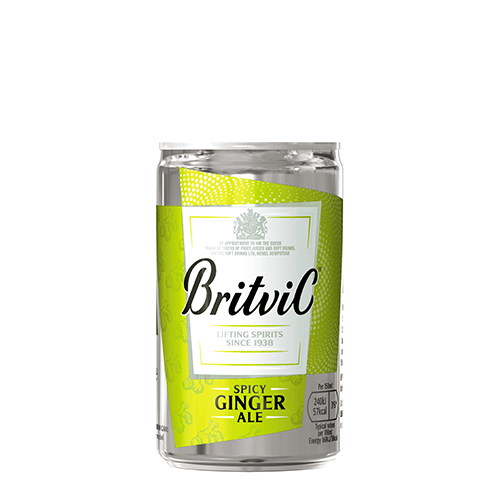 Spicy Ginger Ale
