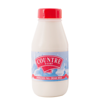 Countre full cream 1L