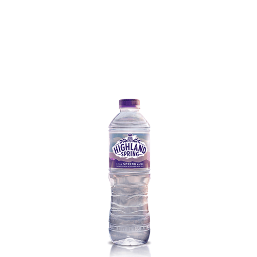 Highland Spring Still Water, Pet 50cl