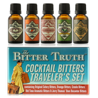 Traveller's Set Bitters 5x2cl