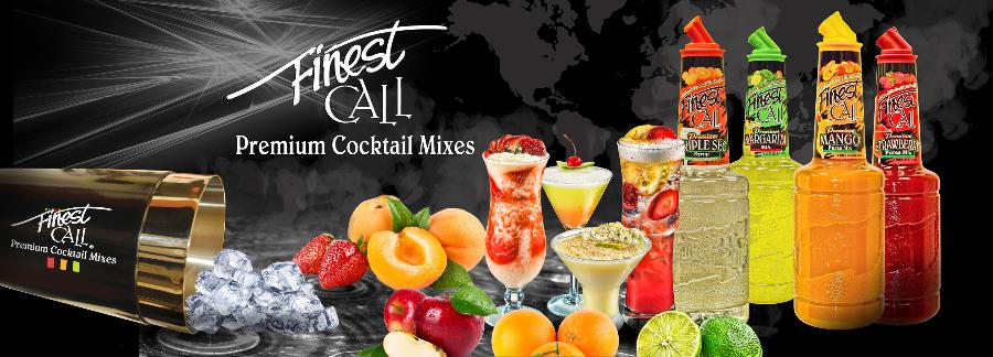 Finest Call cocktail mixes