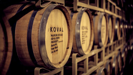 Koval Distillery Chicago, U.S.A.