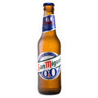 San Miguel 0,0 bottle 33cl