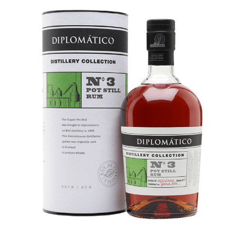 Distillery Collection Pot Still Rum 70cl