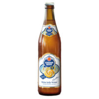 TAP1 Mein helle Weisse beer bottle
