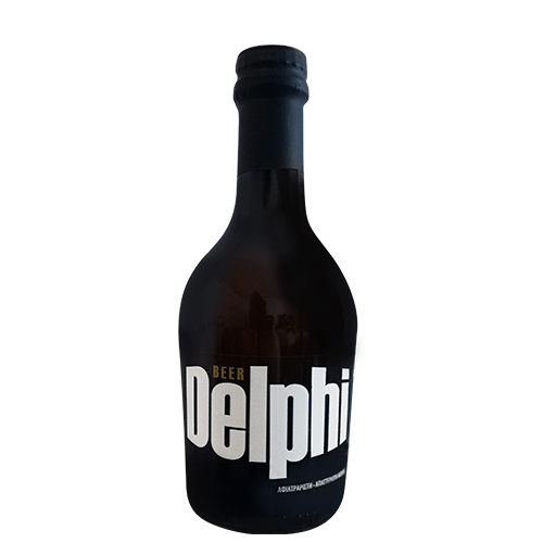 Delphi Beer 330ml bottle