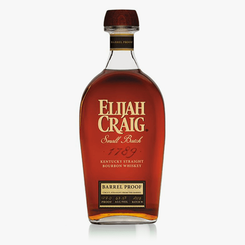 Elijah Craig Barrel Proof, 12YO Bourbon Whisky