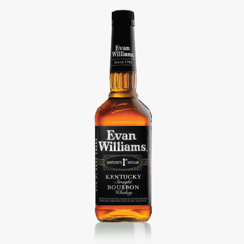 Evan Williams Black Kentucky Staright Bourbon Whisky