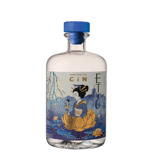 Etsu Handcrafted Japanese Gin