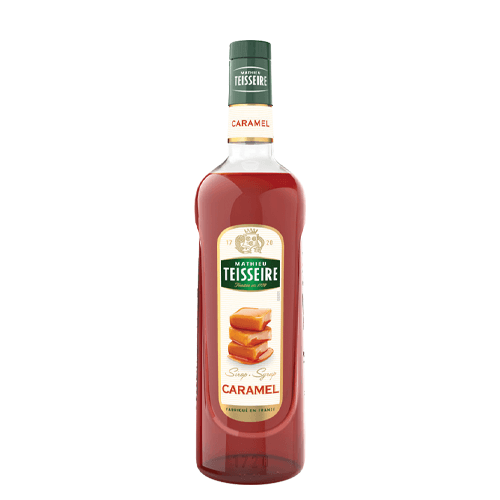 Teisseire Caramel Syrup