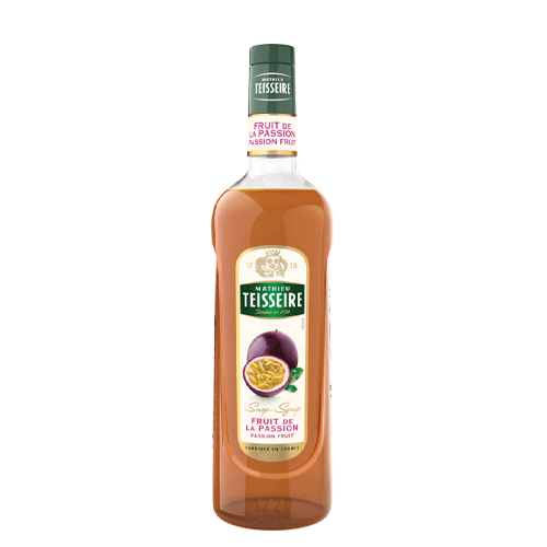 Teisseire Passion Fruit Syrup