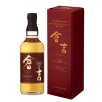The Kurayoshi Pure Malt Whisky, Aged 12 Years