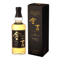 The Kurayoshi Pure Malt Whisky, Aged 18 Years