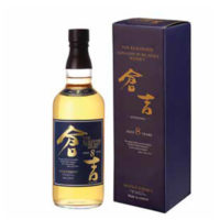 The Kurayoshi Pure Malt Whisky, Aged 8 Years