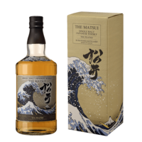 The Matsui Single Malt, The Peated 70cl